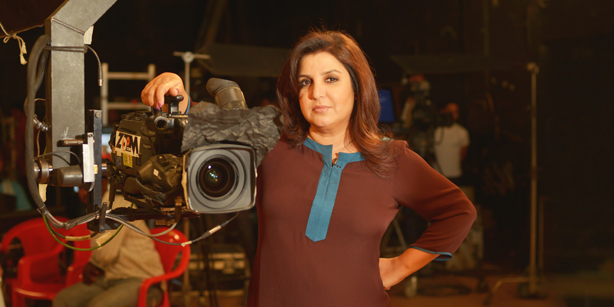 She didn't let box-office flops pull her down – the story of choreographer-turned-director Farah Khan