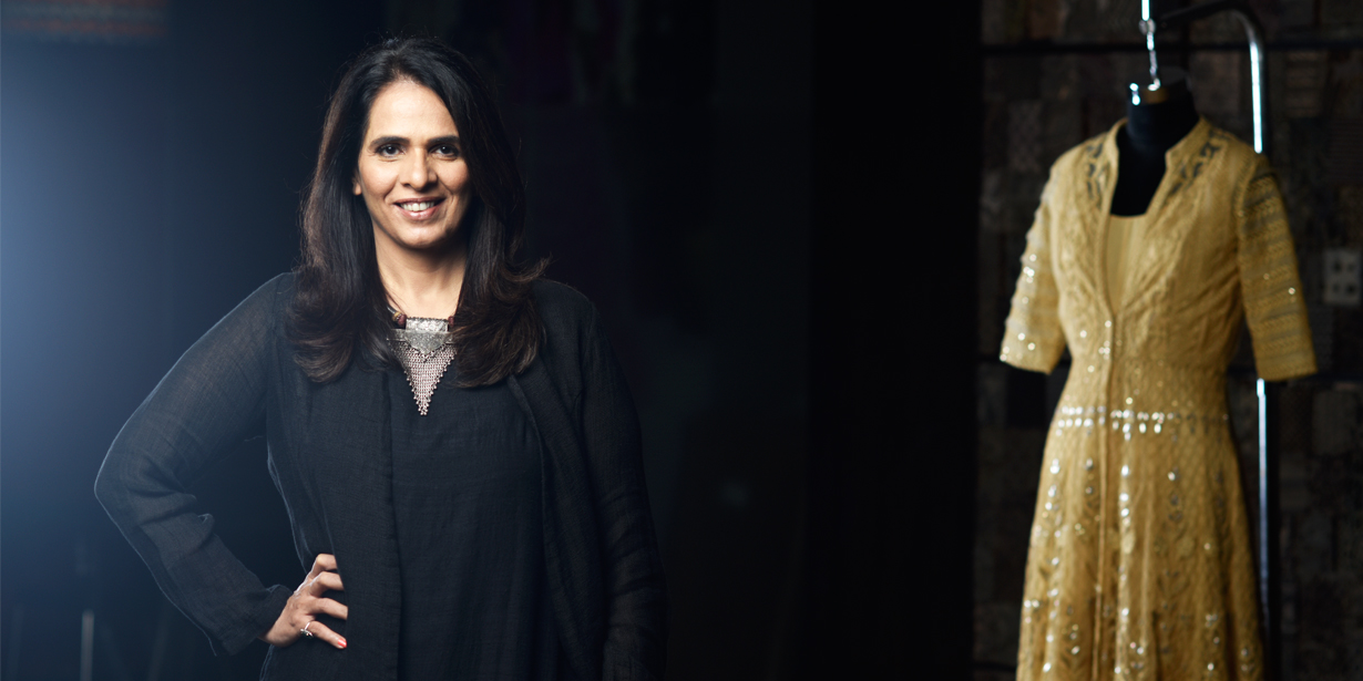 Be it Bollywood celebs or British royalty, Anita Dongre has patrons